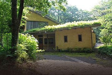富士宮市、朝霧高原の注文住宅、木の家