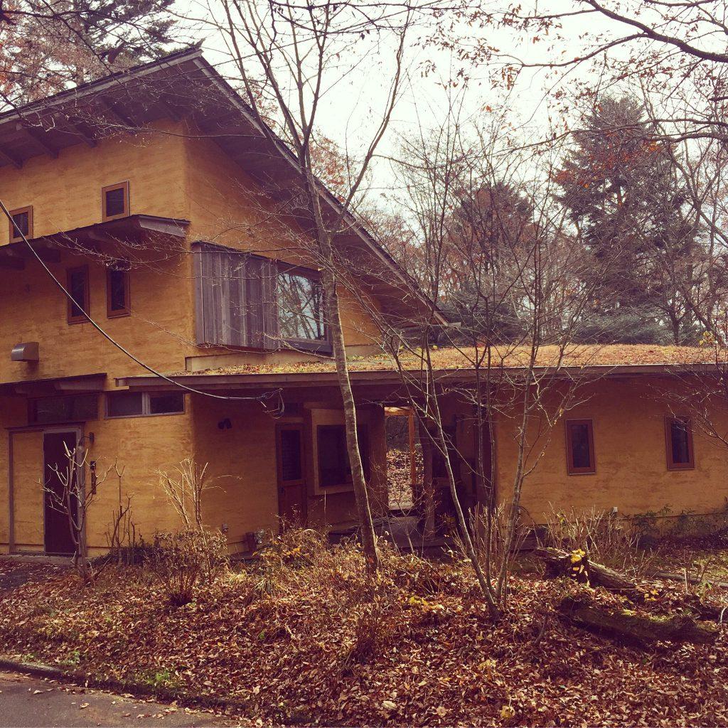 ロハスの家