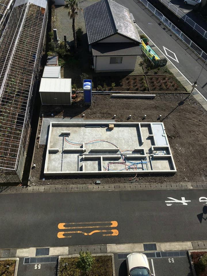 上棟,建前,空間工房LOHAS,富士市