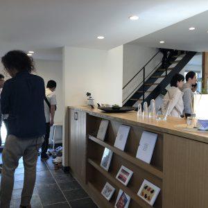 富士市でR+house、土間