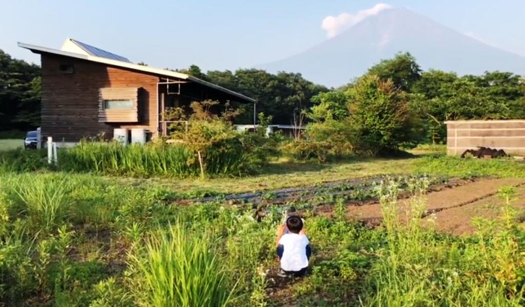 富士山と暮らす編
