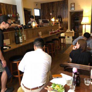 日本酒ワークショップ