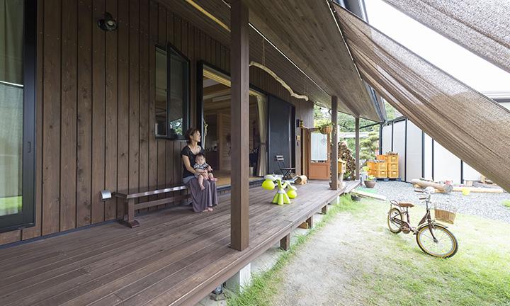 新築注文住宅の企画・設計・施工