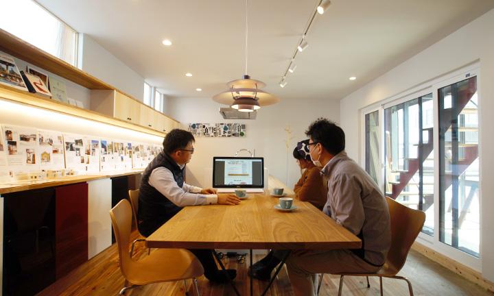 建築家との家づくりR+HOUSE