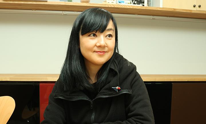 Member 01 池村 京子 Kyoko Ikemura 暮しプロデューサー(営業)