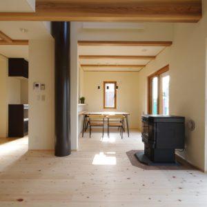再生可能な森の恵みでつくる家。
