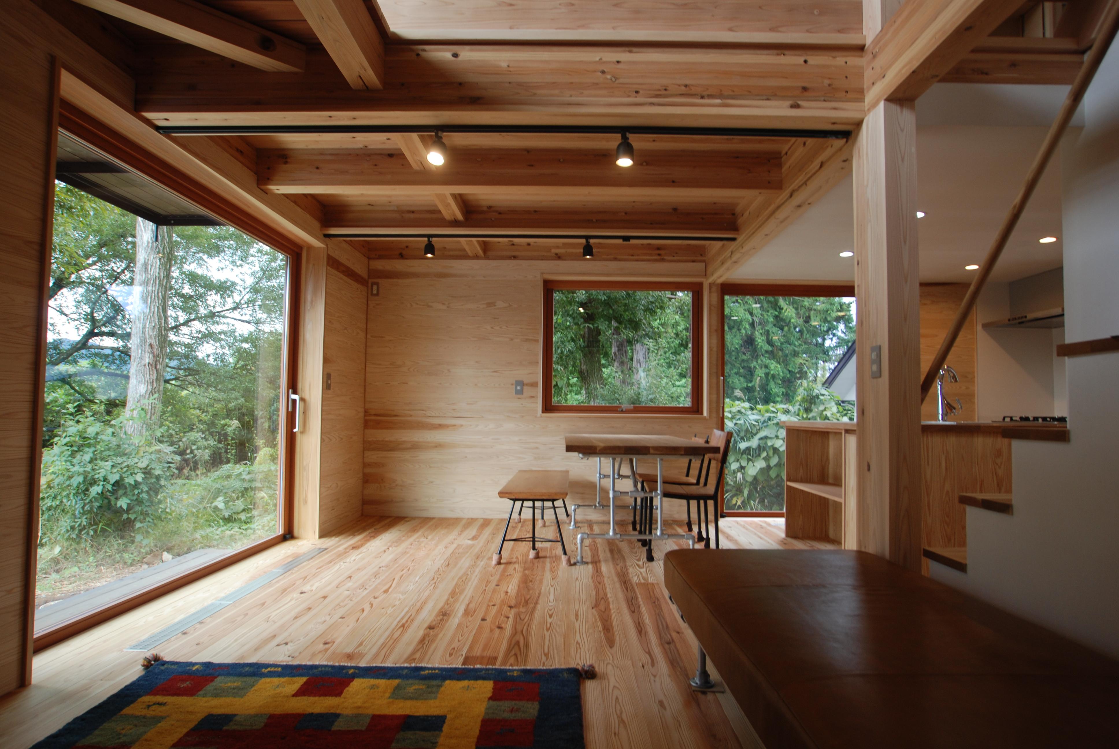 寂しいときは家が慰めてくれる<br>心豊かな伊豆の家