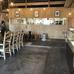 富士市でカフェ、店舗の設計、スイーツショップ