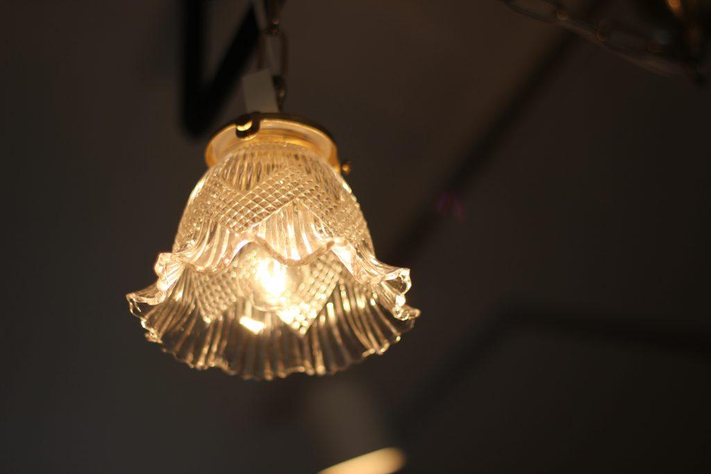 木の家にあう照明