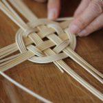 富士市かご編み講座