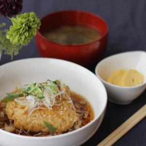 富士市木の家にあう玄米ランチ