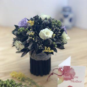 富士市母の日のプレゼントにプリザーブドフラワー