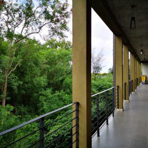 スリランカ建築家デザインのホテル