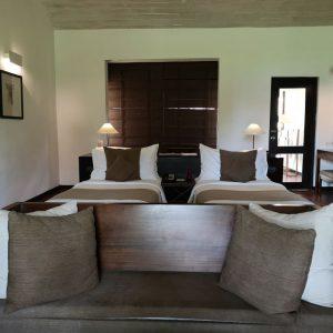 ジェフリーバワ設計のジェットウイング・ラグーンの部屋