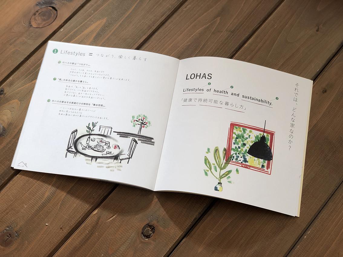 富士市 木の家 コンセプトブック