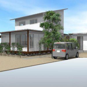 木の家、富士市、モデルルーム公開
