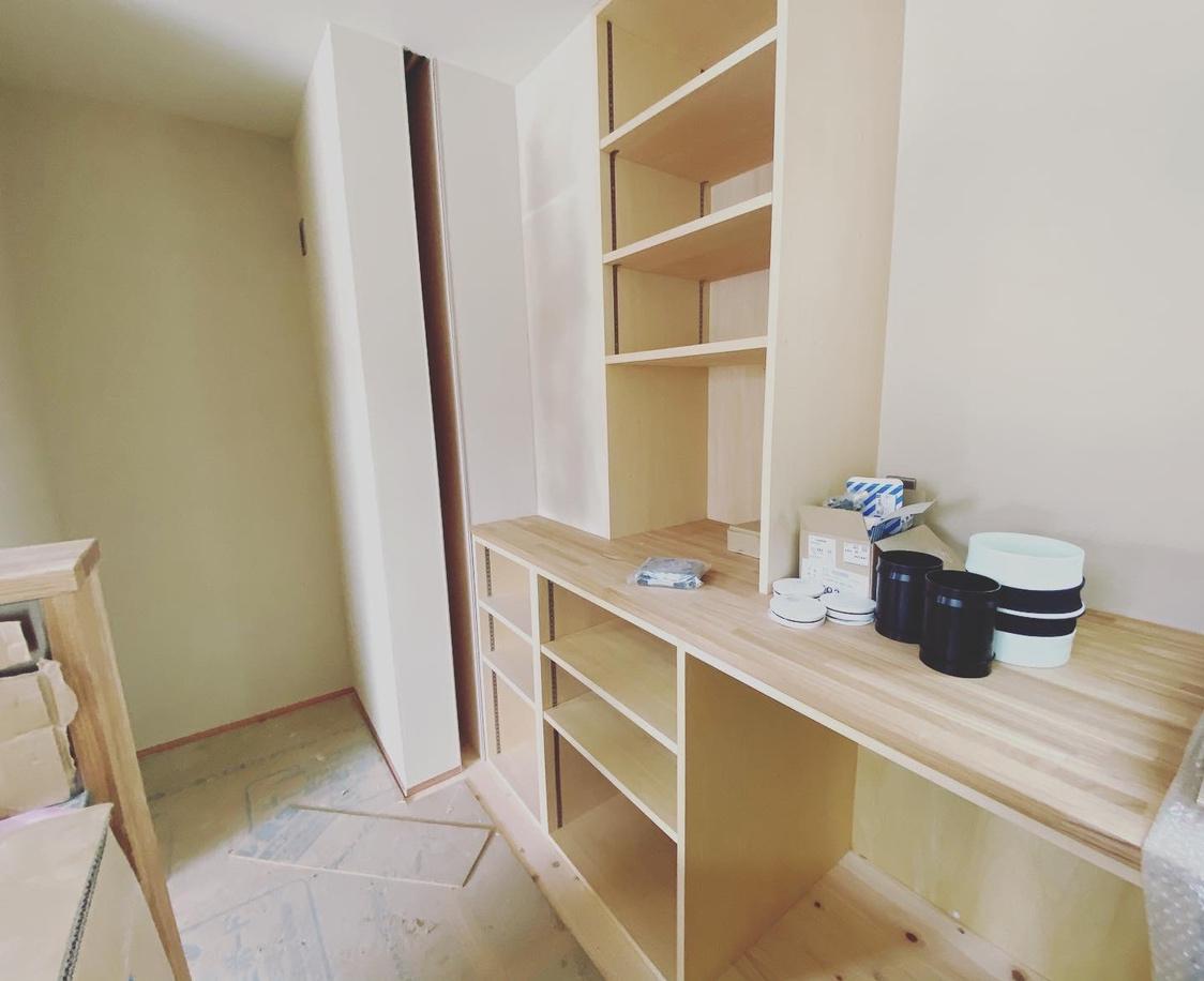富士市木の家、キッチン、工務店なら空間工房LOHAS