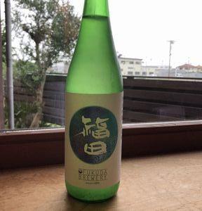 趣味の日本酒を愉しむ家