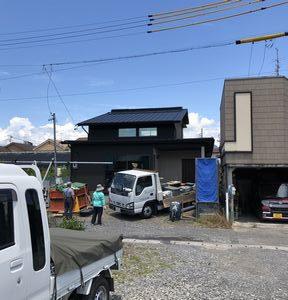 静岡市内でお庭を大事に施工する工務店