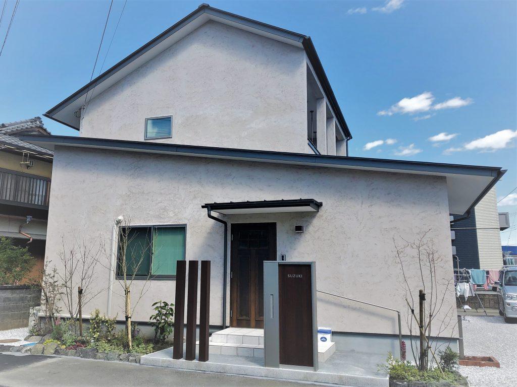 富士市OMソーラーの家