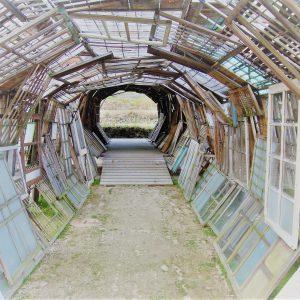 直島の建具アート