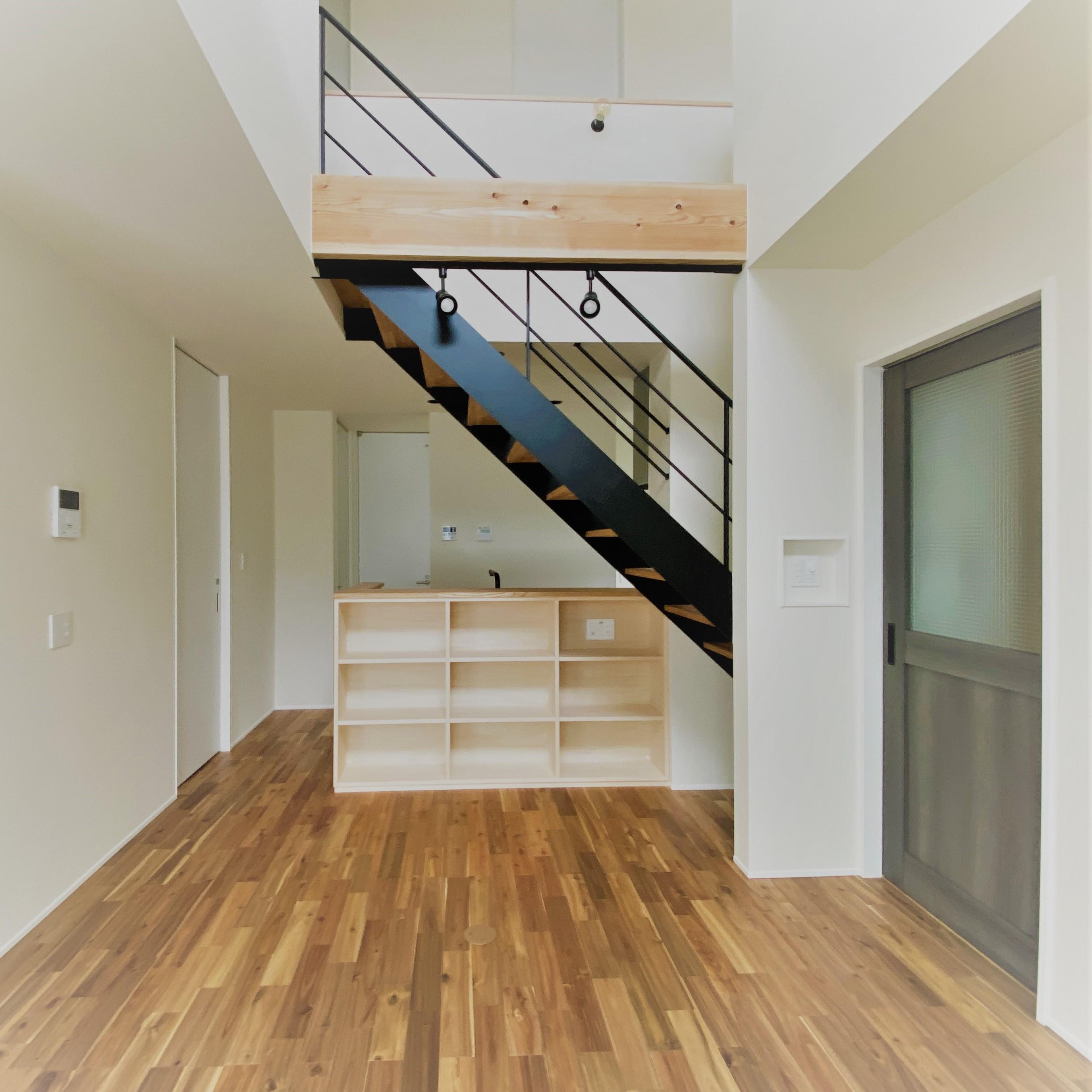 鉄骨階段や手摺