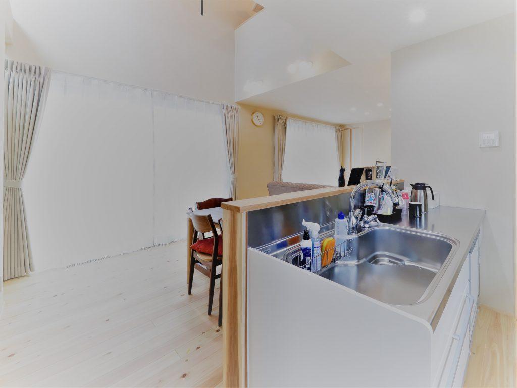 キッチンの高さ