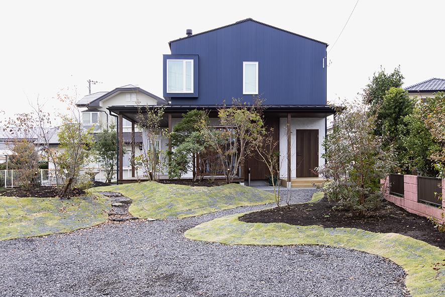 【R+house】コンサバトリーとリーディングヌックと猫ちゃんと in富士宮市