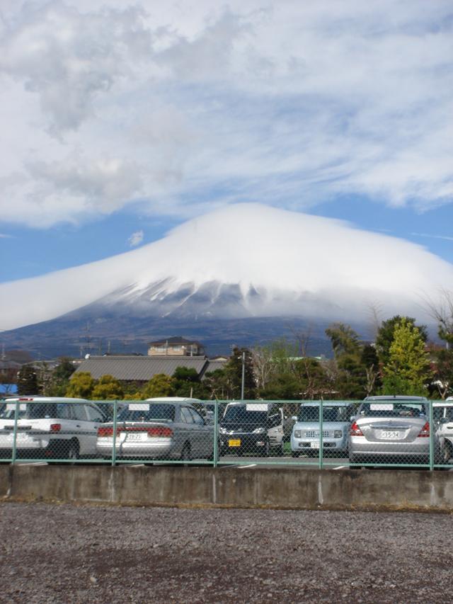 富士山の多彩な表情