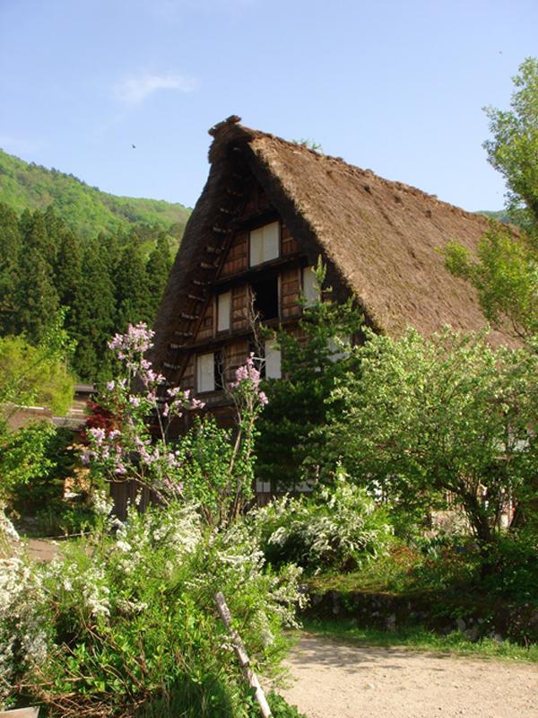飛騨の旅2 木の家ってすごい。