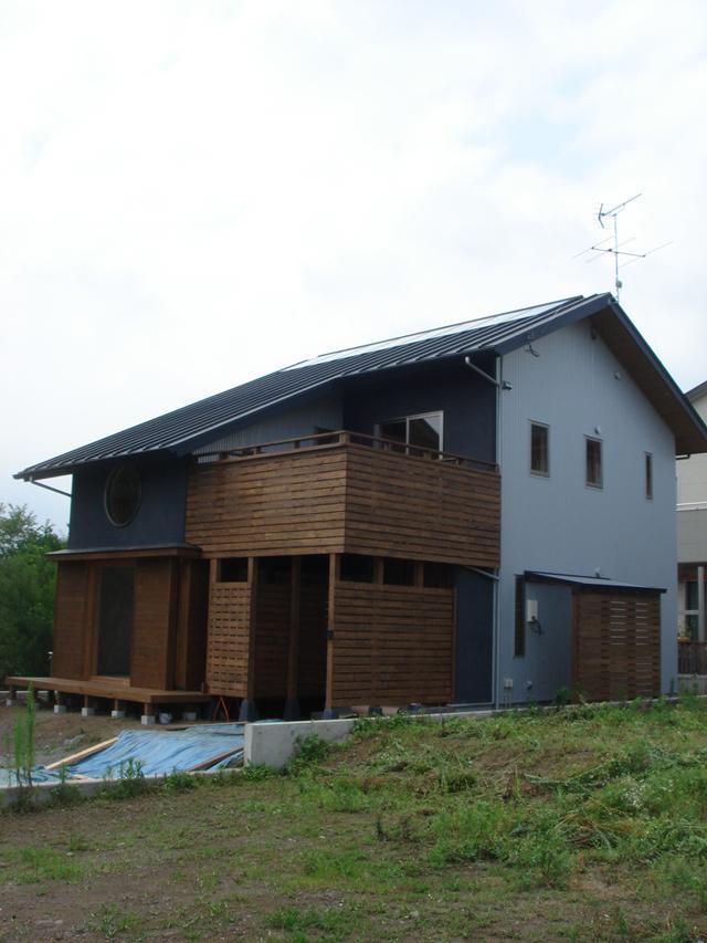 夏のOMソーラー。富士宮のOMの家完成見学会やります。