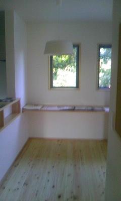 森林認証(SGEC)の家完成見学会。