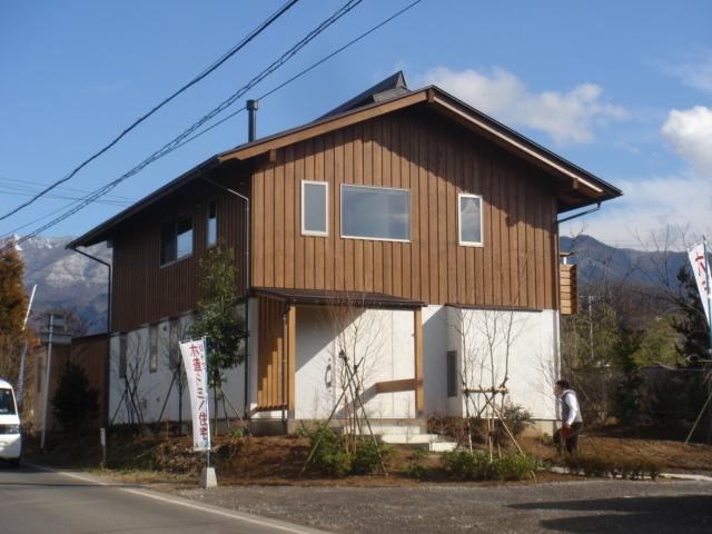 信州型木造ドミノ住宅