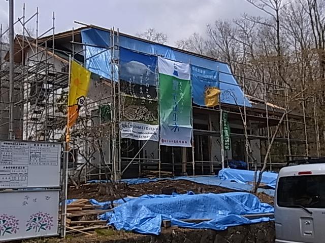富士宮で長期優良住宅先導的モデル事業の家2棟同時の構造見学会