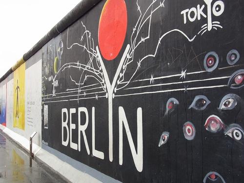 新旧のベルリンの建築