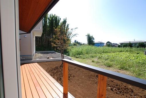 富士宮の平屋の地域型住宅ブランド化事業の家、完成です。
